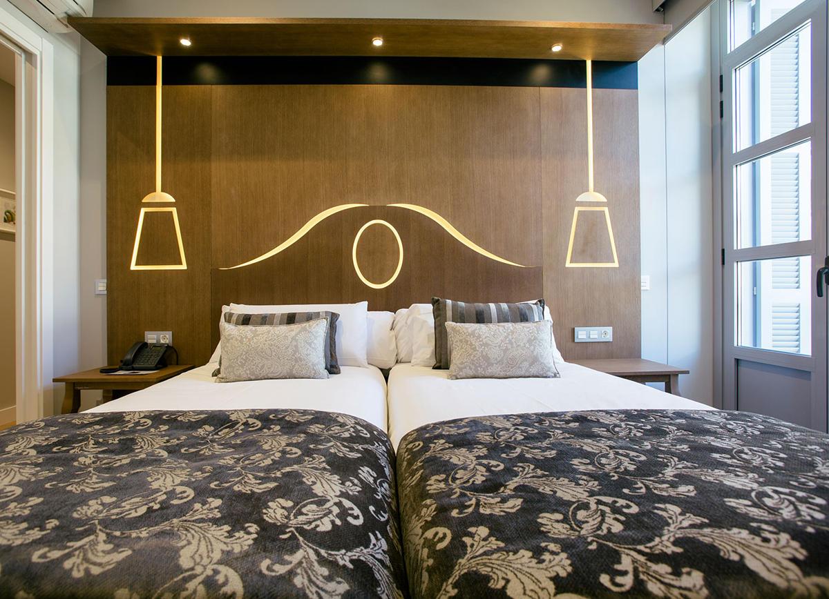 Exterior Studio Suites with balcony Hotel Donosta-San Sebastián Legazpidoce 000