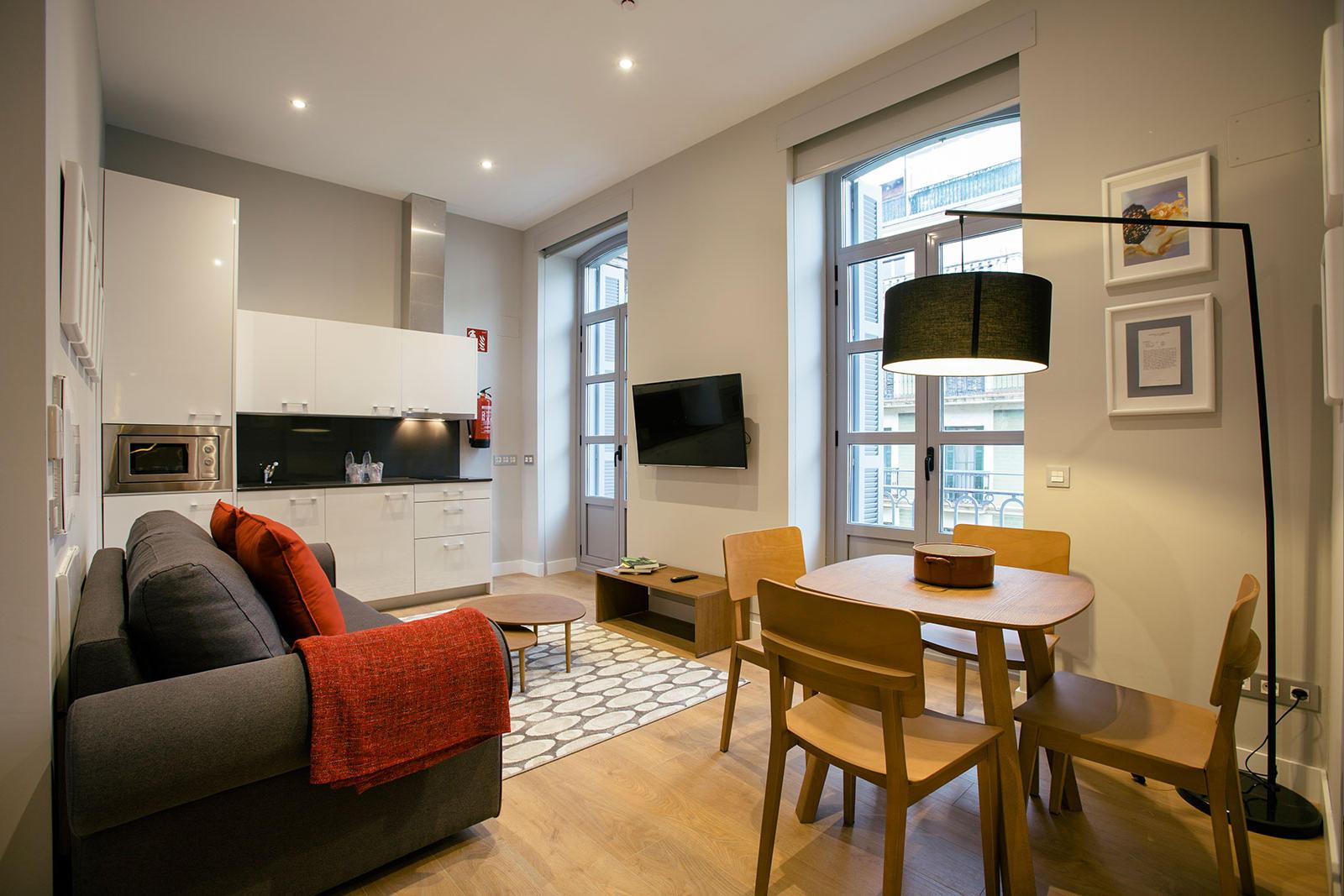 Exterior Studio Suite Hotel Donostia-San Sebastián Legazpidoce 001