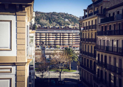 Exterior Grand Studio Suites with balcony Hotel Donosta-San Sebastián Legazpidoce 002