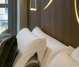 Studio Suites Hotel Donostia-San Sebastián LegazpiDoce detalle